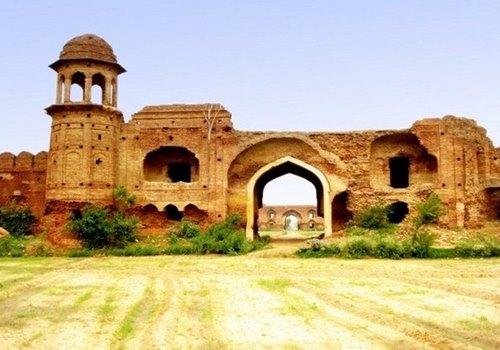 Mughal Sarai The RDB Fort, Doraha
