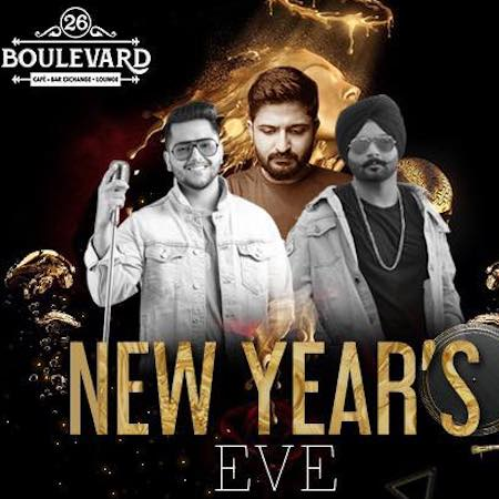 New Year Party @ 26 Boulevard