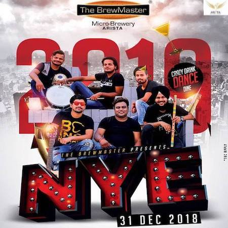 New Year Party @ Arista Hotel