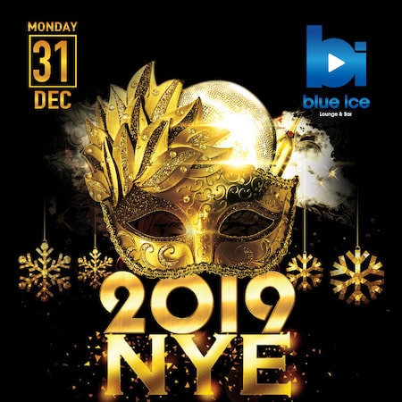 New Year Party @ Blue Ice