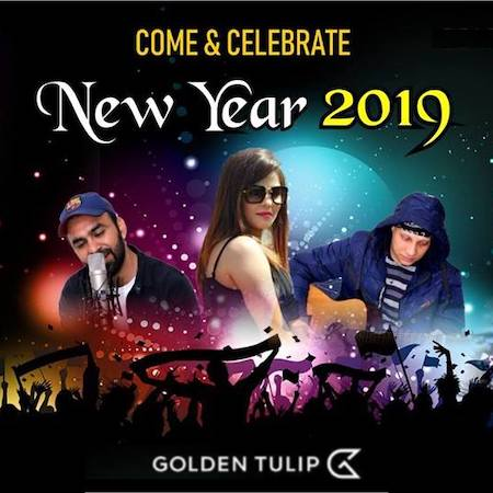 New Year Party @ Golden Tulip