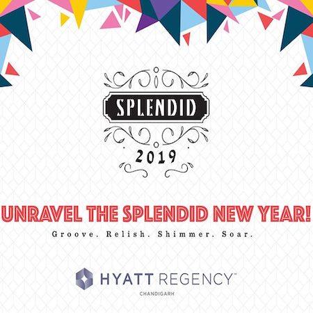 New Year Party @ Hyatt