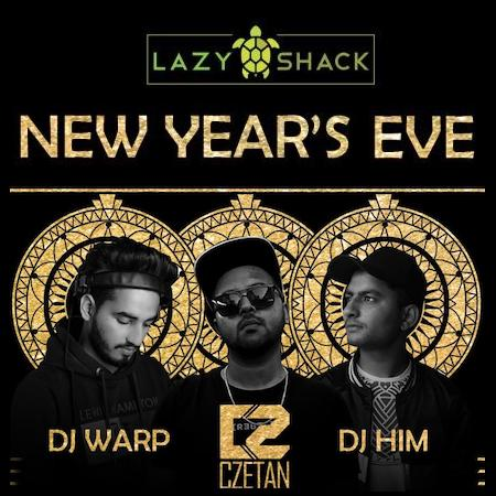 New Year Party @ Lazy Shack