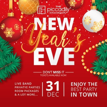 New Year Party @ Malt & Co.