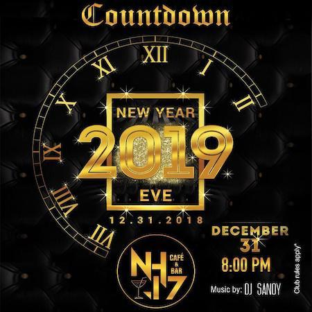New Year Party @ NH17