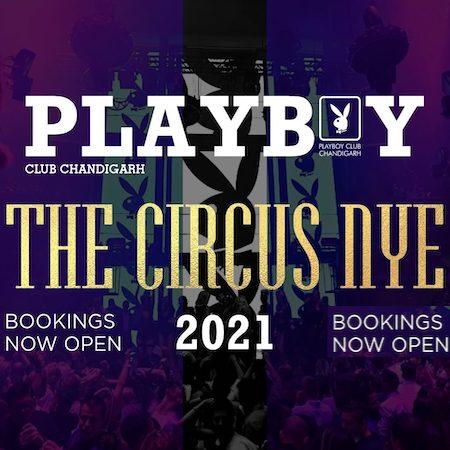 New Year Party @ Playboy Club Chandigarh