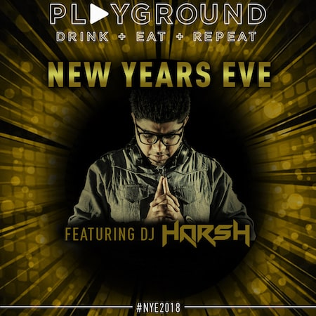 New Year Party @ Playground 26