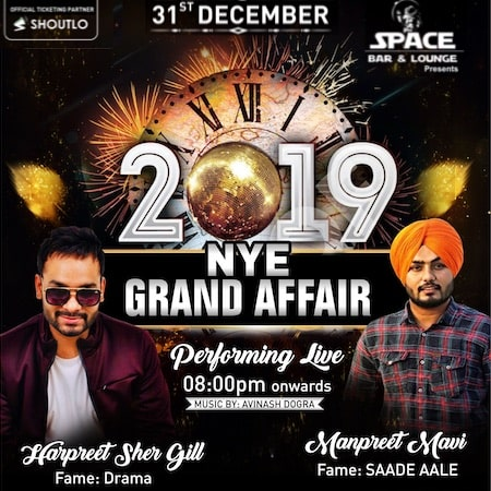 New Year Party @ Space