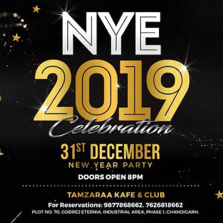 New Year Party @ Tamzaraa