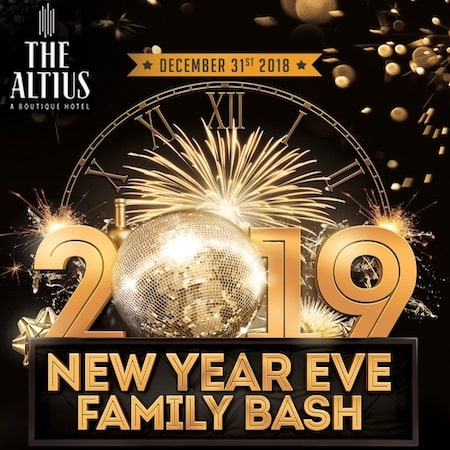 New Year Party @ The Altius Hotel