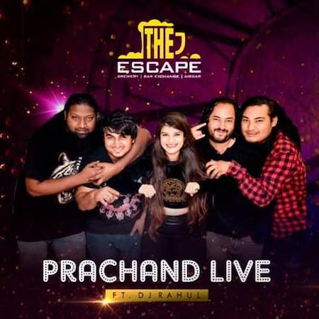 New Year Party @ The Escape