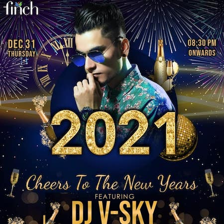 New Year Party @ The Finch
