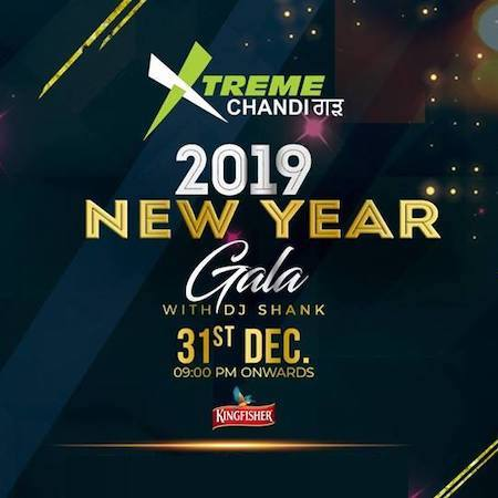 New Year Party @ Xtreme Sports Bar & Grill