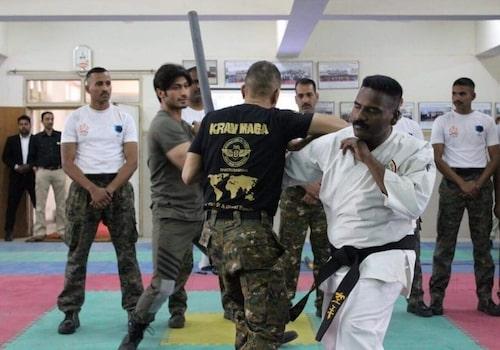 Self Defence Krav Maga IUKMF Classes