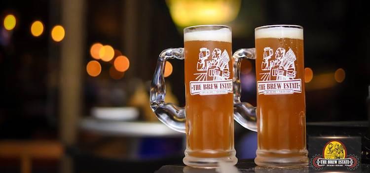 The Brew Estate   Chandigarh
