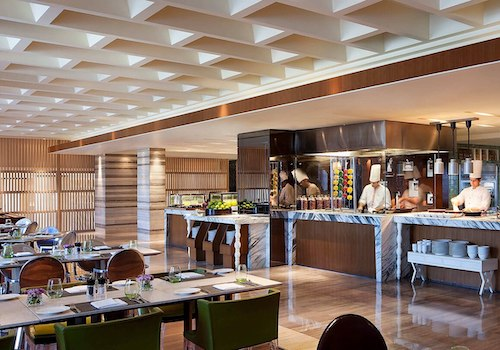 The Cafe   JW Marriott