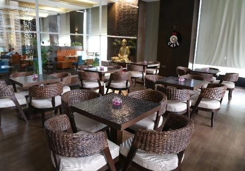 The Cafe   Regenta Almeida