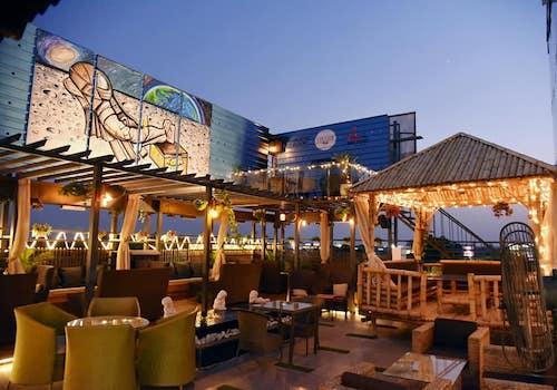 The Patio Terrace Bar