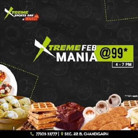 Xtreme Sports Bar & Grill