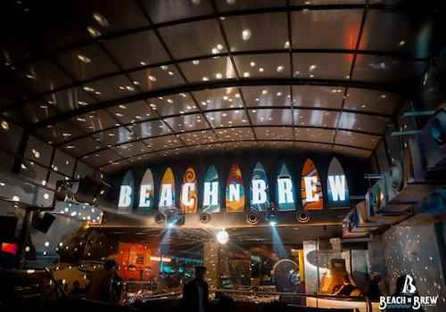 magic infused beach n brew is ready to nail down all the vacay feels that you need