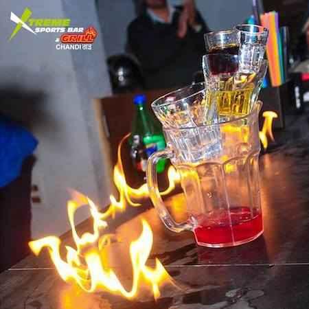 new year eve gala at xtreme sports bar grill