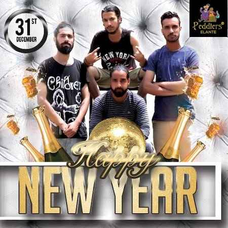 new year eve party at peddlers elante