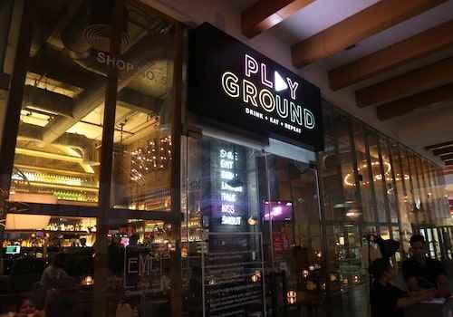 playground elante mall chandigarh