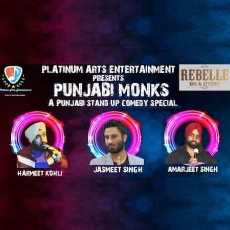 punjabi stand up comedy show rebelle chandigarh feb 2019