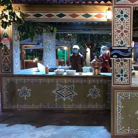 rejoice to the beats of rajasthani culture as choki dhani makes a comeback