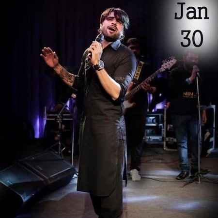 sensation of punjab ninja loud live in concert at sound check lounge chandigarh