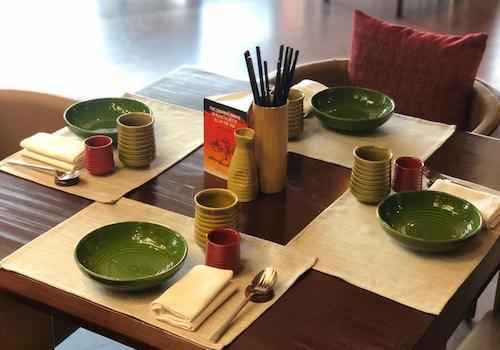shichang hyatt regency serving best sushi in chandigarh