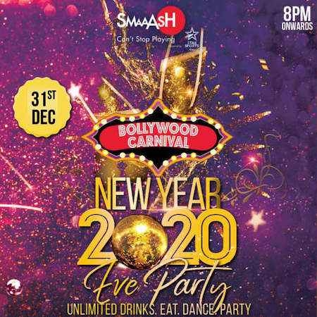 smaaash chandigarh new years eve