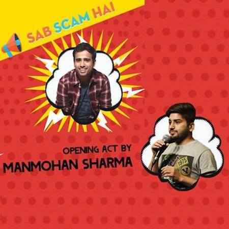 stand up comedy 26 boulevard chandigarh march 2019