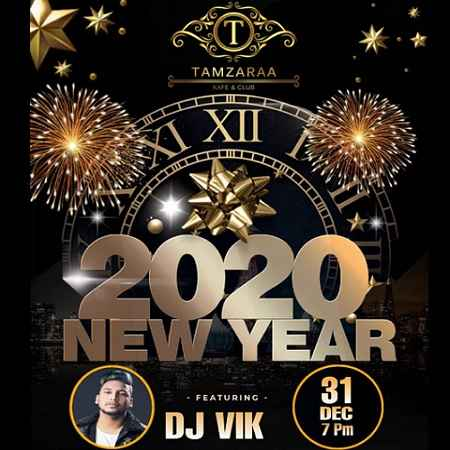 tamzaraa chandigarh new years eve
