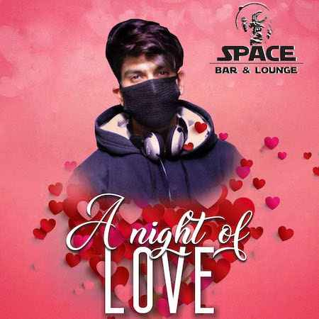 valentines night at space chandigarh feb 2019
